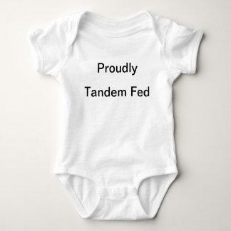 Tandem Fed Baby Bodysuit