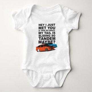 Tandem Maybe? (Drifting) Baby Bodysuit