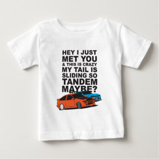 Tandem Maybe? (Drifting) Baby T-Shirt