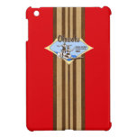 Tándem que practica surf los mini casos del iPad h iPad Mini Coberturas