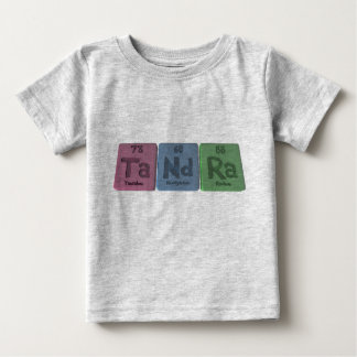 Tandra as Tantalum Neodymium Radium Infant T-shirt