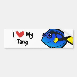 Tang 2 Love Bumper Sticker