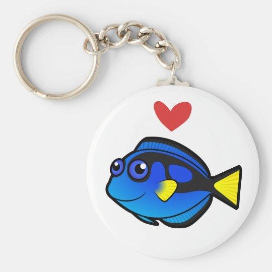 Tang 2 Love Keychain