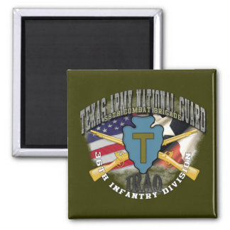 TANG-36th Inf Div-56th CBT Magnet