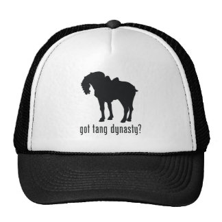 Tang Dynasty Trucker Hat