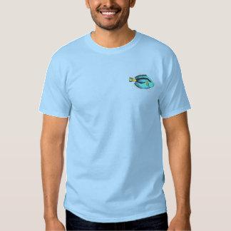 Tang Fish Embroidered T-Shirt