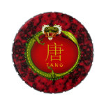 Tang Monogram Dragon Candy Tin