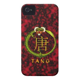 Tang Monogram Dragon iPhone 4 Case-Mate Case