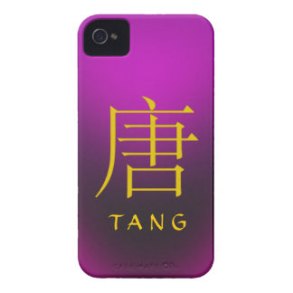 Tang Monogram iPhone 4 Case