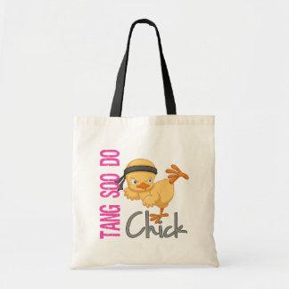 Tang Soo Do Chick Budget Tote Bag
