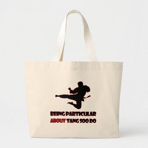 Tang Soo Do   Designs Canvas Bags