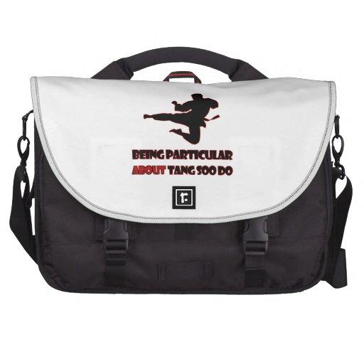 Tang Soo Do   Designs Laptop Commuter Bag