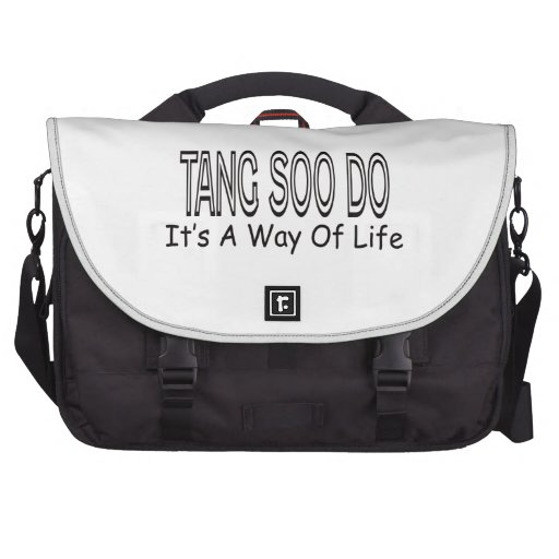 Tang Soo Do It's A Way Of Life Commuter Bags