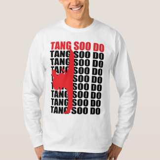 Tang Soo Do Long Sleeve T Shirt