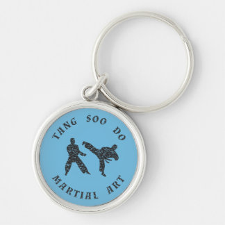 Tang Soo Do Martial Art Keychain
