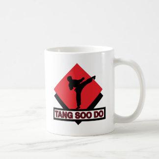 Tang Soo Do red diamond Coffee Mug