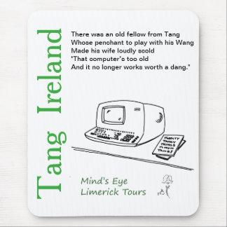 Tang Wang Mouse Pad