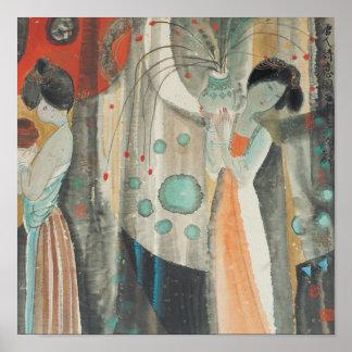 Tang Women Poster
