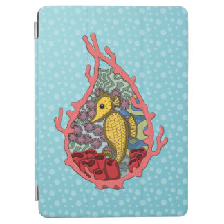Tanga the Seahorse iPad Cover