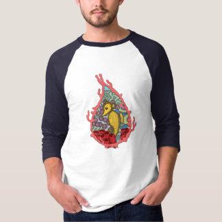 Tanga the Seahorse Men's Light Shirt
