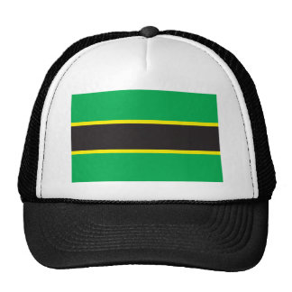 Tanganyika Flag 1962 Hat