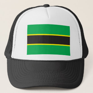 Tanganyika Flag (1962) Trucker Hat