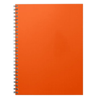 Tangelo Spiral Note Books