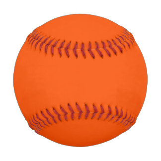 Tangelo Orange Baseball