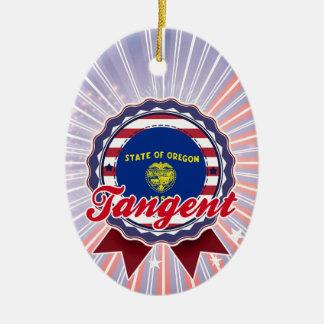 Tangente, O Ornaments Para Arbol De Navidad