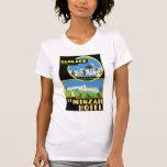 ~ Tánger del hotel del EL Minzah Camisetas