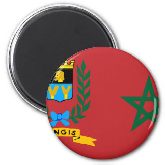 Tánger internacional, Marruecos Imán Redondo 5 Cm