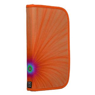 Tangerine Color Explosion Folio Folio Planners