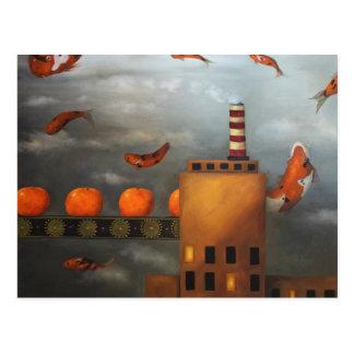Tangerine Dream Postcard