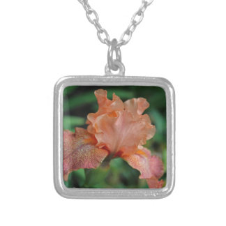 Tangerine Goddess Silver Plated Necklace