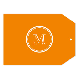 Tangerine High End Colored 5x7 Paper Invitation Card
