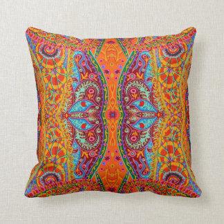 Tangerine Pop Mojo Pillow
