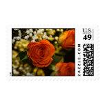 Tangerine Postage Stamps