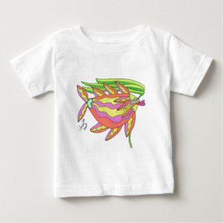 Tangerine, Strawberry, and Lime Baby T-Shirt