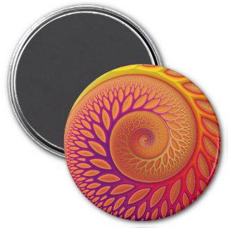 Tangerine Twist Magnet