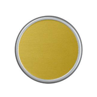 Tangerine Yellow Star Dust Speaker
