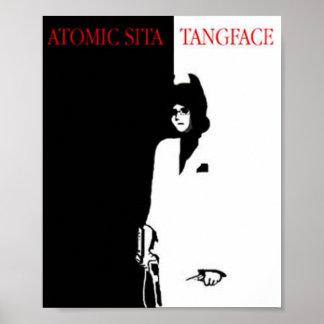 TangFace Poster