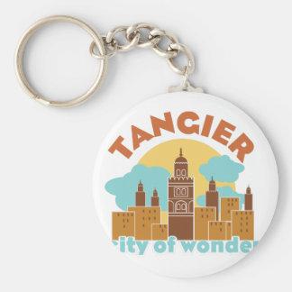 Tangier City Of Wonder Keychain