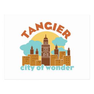 Tangier City Of Wonder Postcard