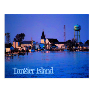Tangier Island Postcard