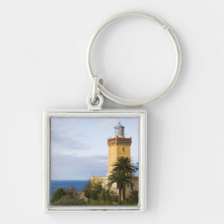 Tangier Morocco lighthouse at Cap Spartel Keychain