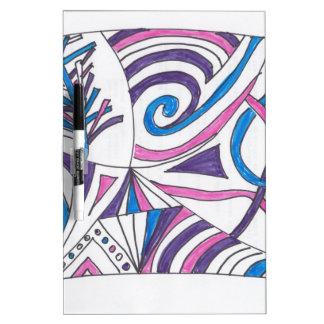 tangle garden Dry-Erase whiteboards