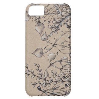 Tangle Garden iPhone 5C Case
