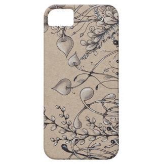 Tangle Garden iPhone SE/5/5s Case