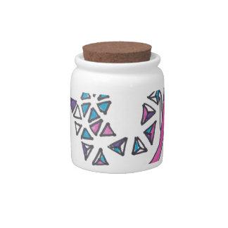 tangle kite candy jars