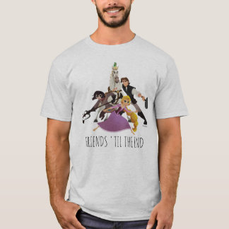 Tangled | A Princess's Job is Never Done T-Shirt